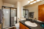Enjoy the beautiful vaulted ceilings
